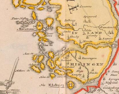 Bohuslän 1729