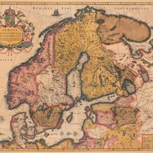 Norra Europa 1630-talet