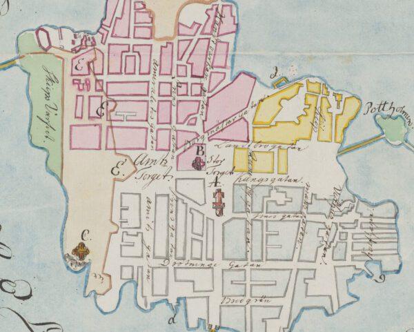 Karlskrona 1700-tal