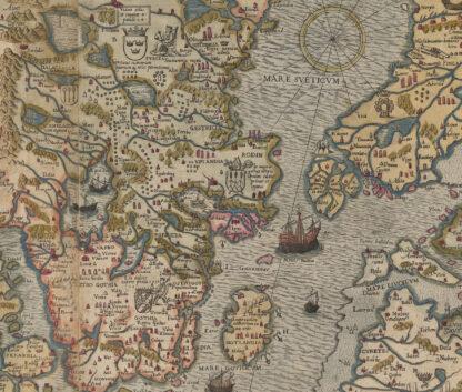 Carta Marina 1572