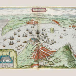 Köpenhamn och Öresund 1500-tal