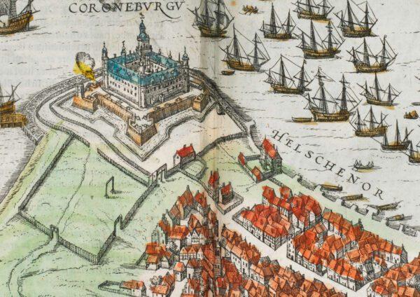 Öresund 1500-tal
