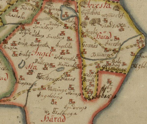 Skåne 1700-tal