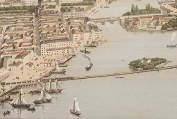Stockholm från Mälarsidan