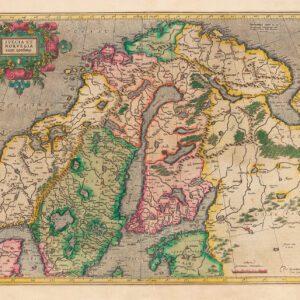 Sverige och Norge 1630-tal