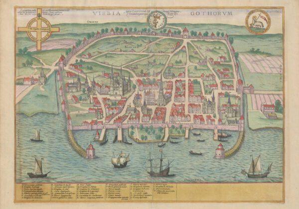 Visby 1590-tal