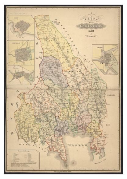 Karlstads län 1800-tal