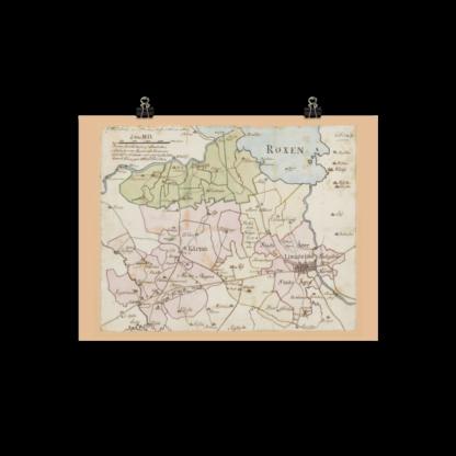 Linköping - tidigt 1800-tal