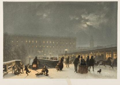 Norrbro i Stockholm 1855-1869