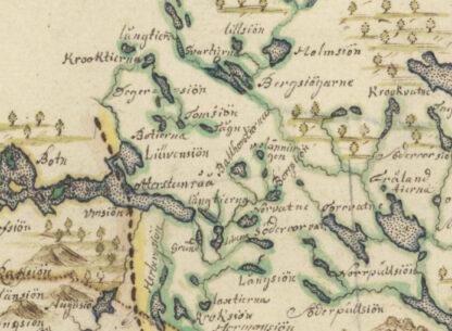 Ångermanland 1600-tal
