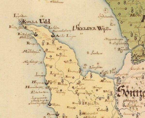 Skåne 1600-tal