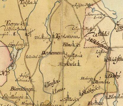 Uppland 1731