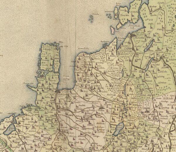 Skaraborgs län 1600-tal