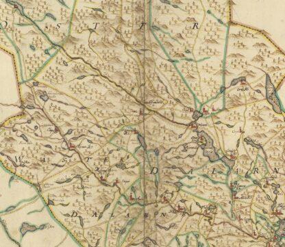 Kopparbergs län 1600-tal