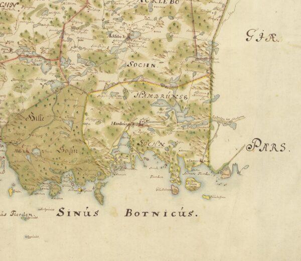 Gästrikland 1600-tal