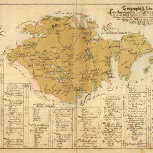 Södermanland 1731