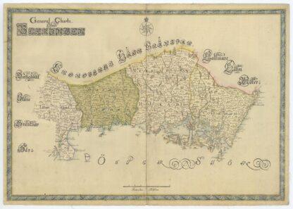 Blekinge sent 1600-tal