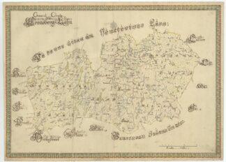 Kronobergs län sent 1600-tal
