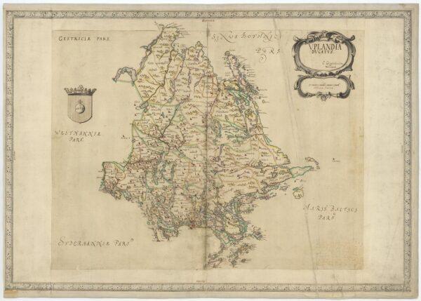 Uppland sent 1600-tal