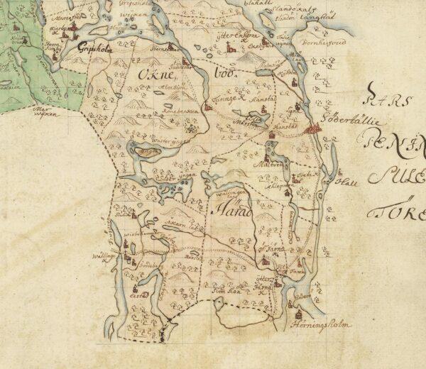Södermanland 1600-tal