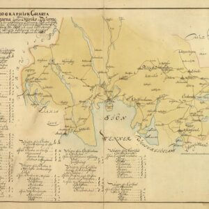 Närke och Värmland 1731
