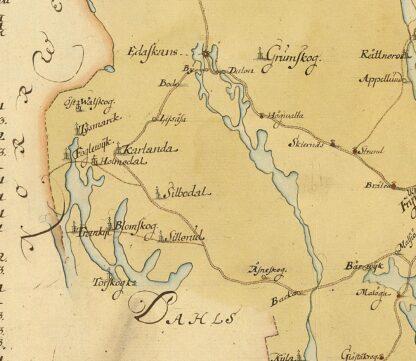 Värmland 1731