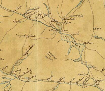 Kopparbergs län 1734