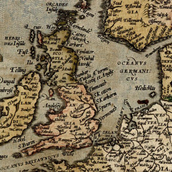 Europa 1500-tal