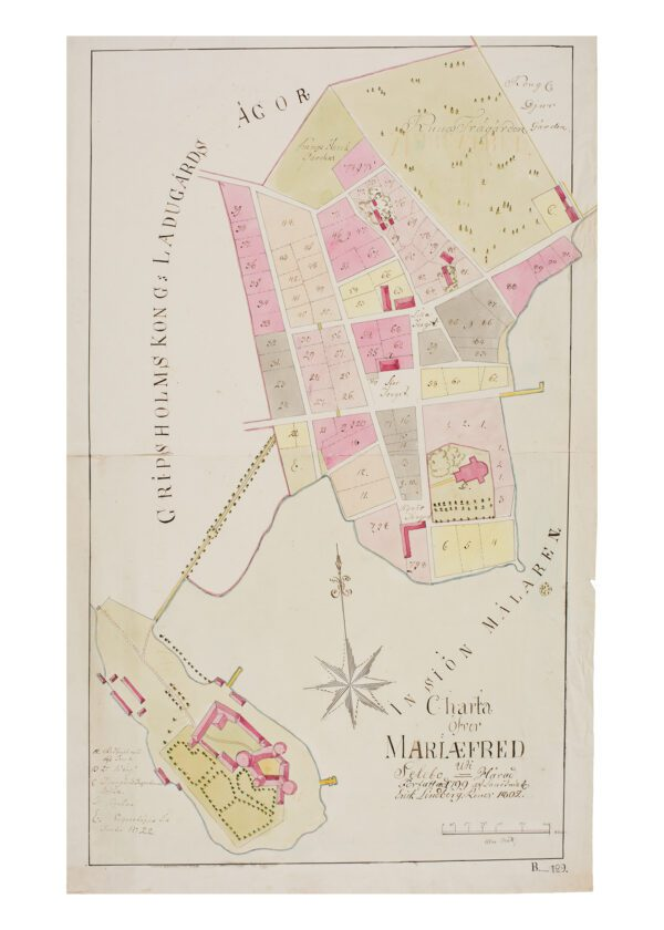 Mariefred 1799
