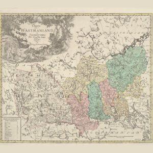 Västmanland 1800