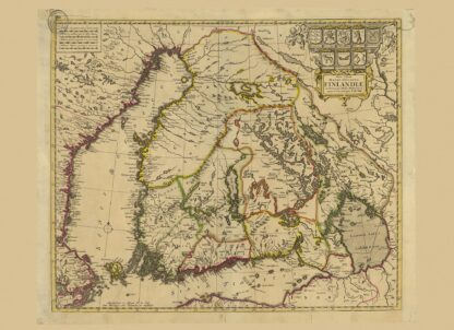 Finland 1680