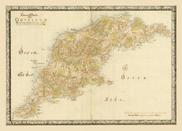 Gotland 1729