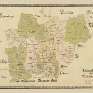 Västmanland sent 1600-tal