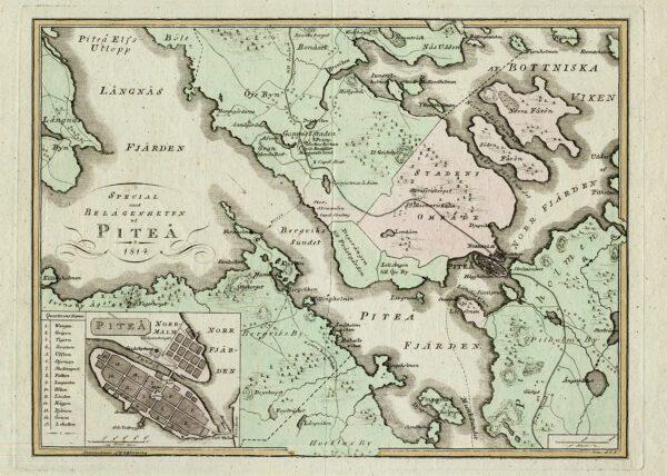 Piteå 1814
