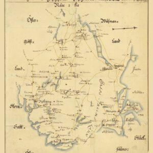 Södermanland 1758
